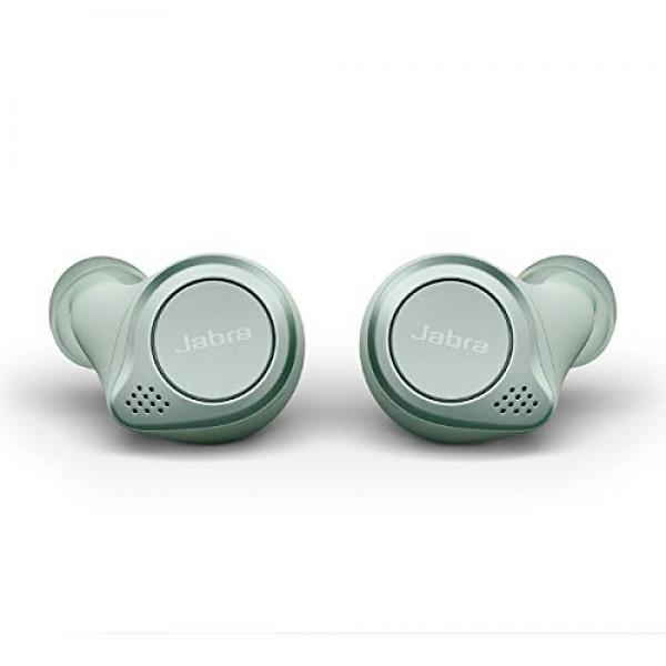 Jabra Elite Active 75t True Wireless Bluetooth 이어 버드 Mint – 달리기 및 스포츠 용 무선 이어 버
