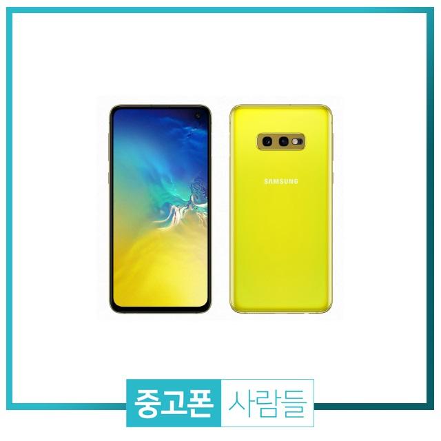 삼성 갤럭시S10E 128GB S급 중고폰 공기계 3사호환 SM-G970, 랜덤배송, 갤럭시S10E B등급