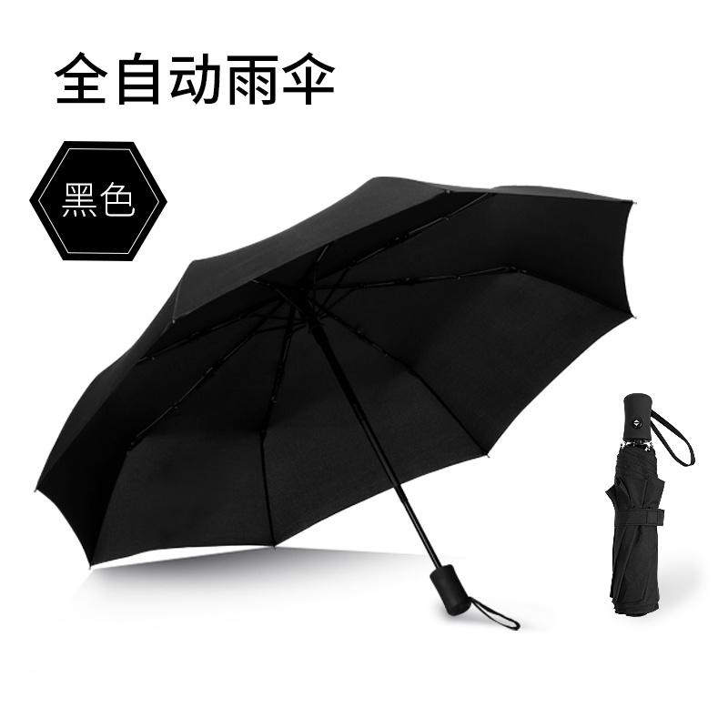 자동우산 (독일품질)전자동 우산 겸용 접이식 빅사이즈 더블 보강한 바람막이 남녀 양산
