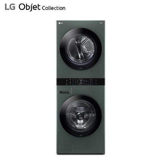 LG 워시타워 오브제 컬렉션 네이처 그린 W16GG, 단품
