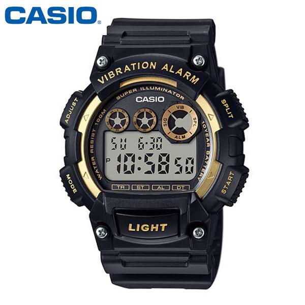 CASIO 카시오 남성 W-735H-1A2V 군인 군대 군용 전자 스포츠 시계