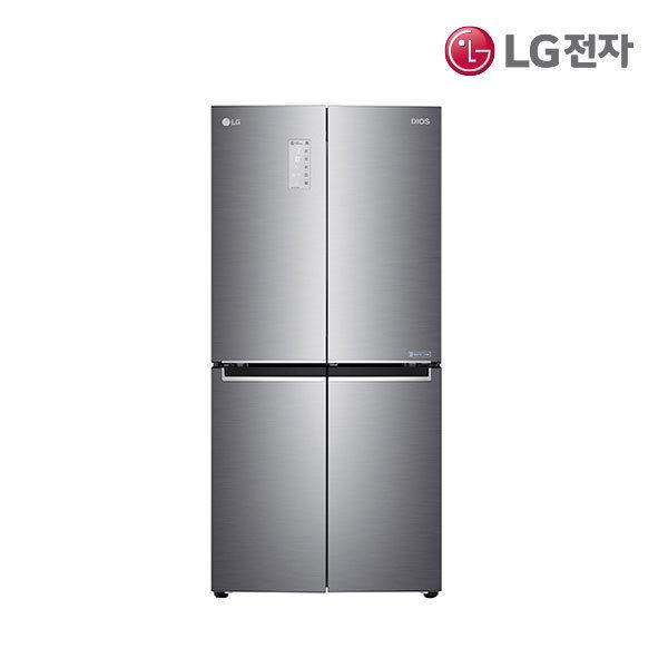 [LG전자] LG 일반냉장고 F531S35 530L, 상세 설명 참조