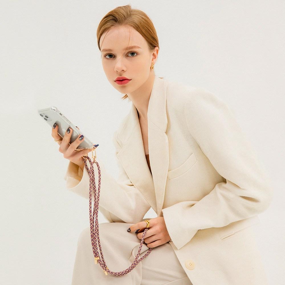 샤론6 스트랩 핸드폰 케이스 TUK VER.1 휴대폰