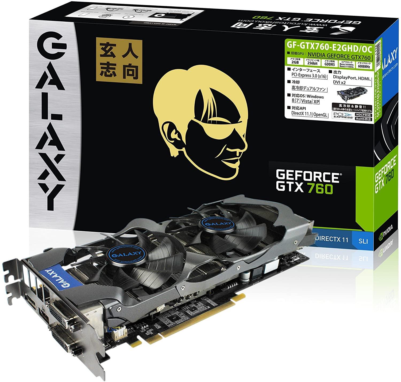 3.예상수령일 2-6일 이내 전문가 지향 GeForce GTX760 OC 모델 2GB PCI-E GF-GTX760-E2GHD OC B00DKSTOJC, 상세 설명 참조0
