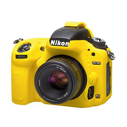 easyCover Silicone Protection Cover for Nikon D750 Camera Y/12895925, 상세내용참조