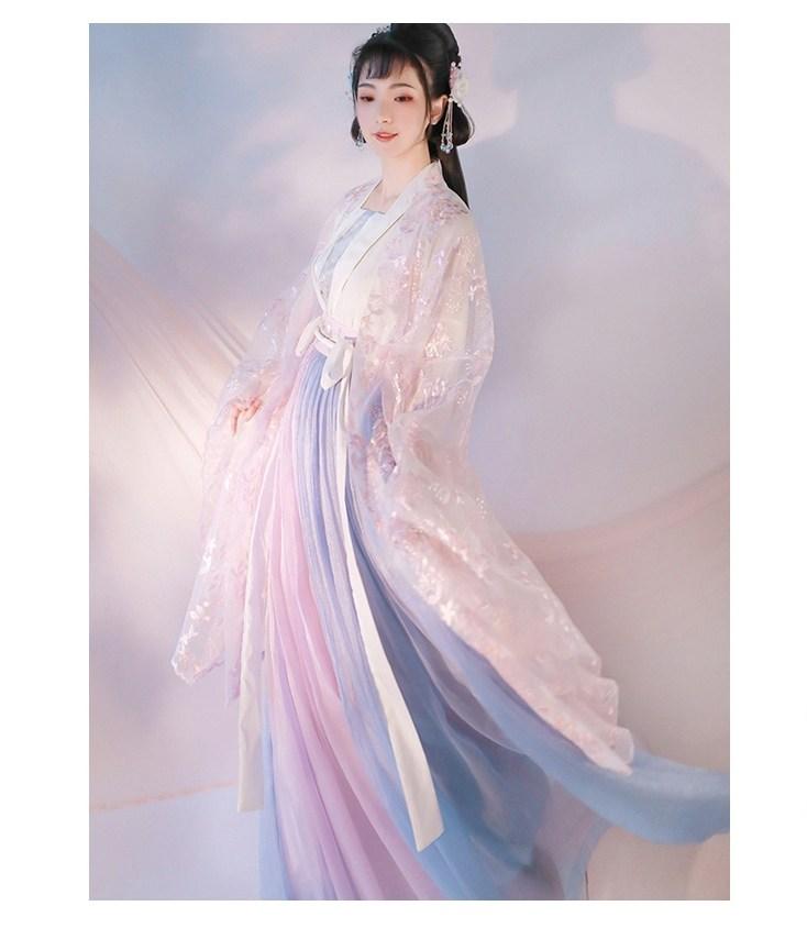 우츄 한푸 중국전통의상 선녀복 코스프레 의상 VOL2