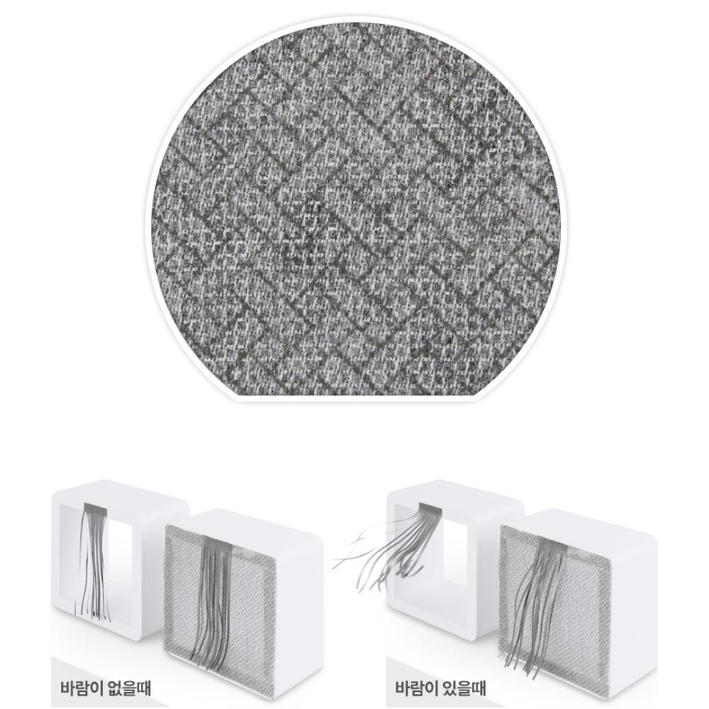 미세먼지 방충 효과 창문 필터 방충망 미세먼지필터 방진망, 1개
