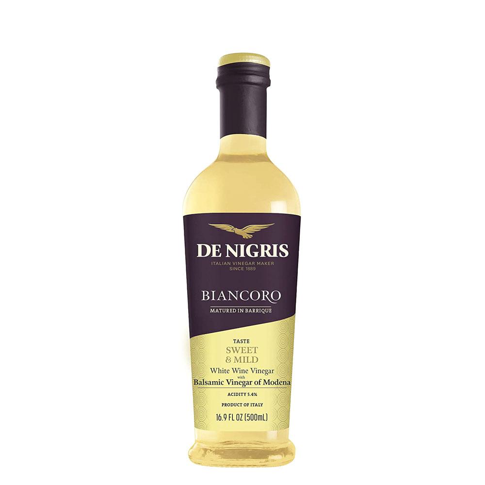 데니그리스 비앙코로 화이트 와인 비니거 스위트 & 마일드, 1개, 500ml