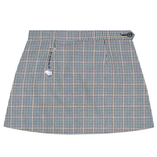 MARYJAMES (W) Hawk Skirt - Green