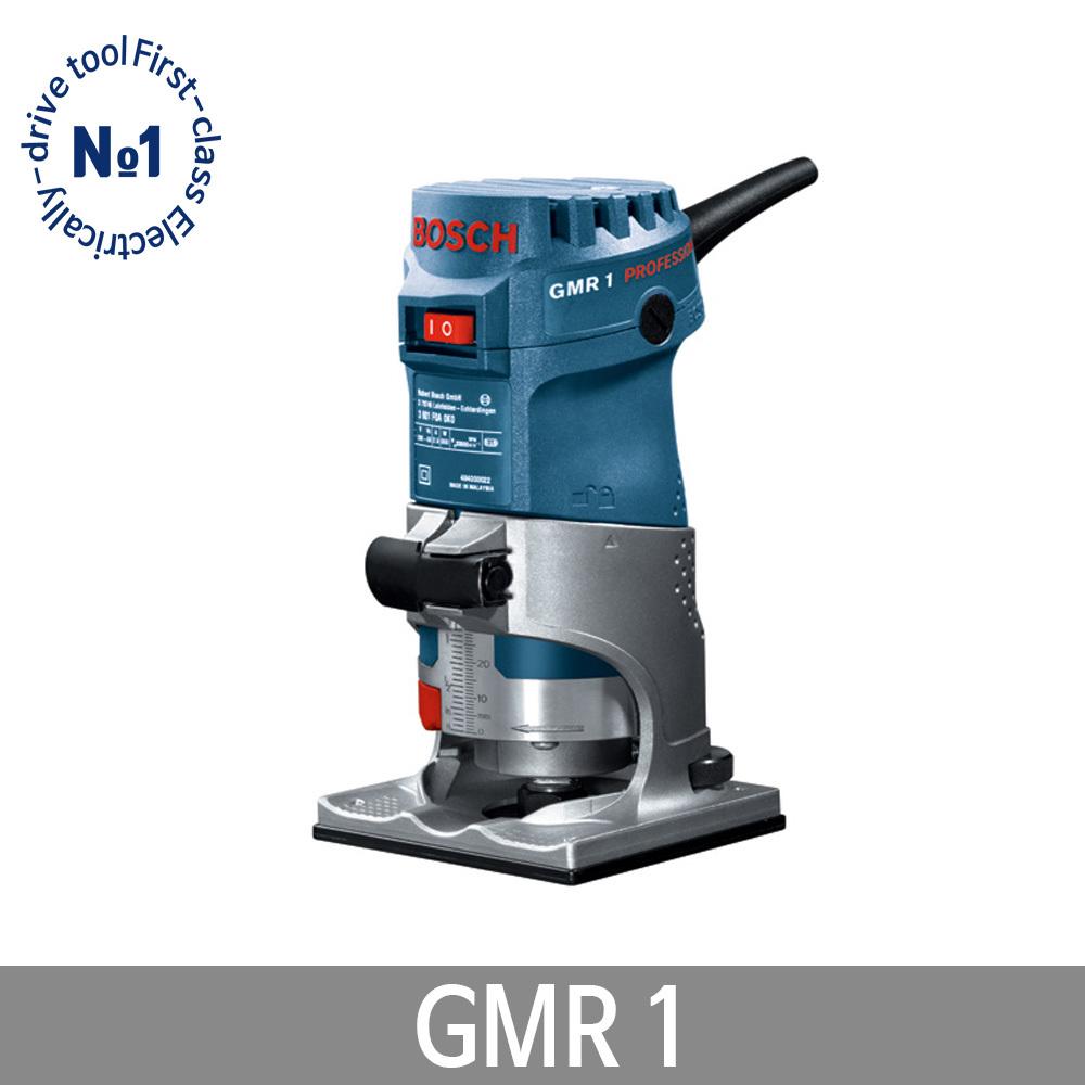 보쉬 GMR1 트리머 550W 목공 홈파기 (POP 331562296)