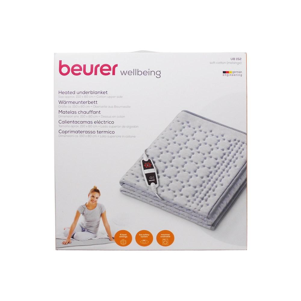 독일 보이로 물세탁 가능한 빨아쓰는 1인용 전기매트 전기요 전기장판 세탁기사용가능