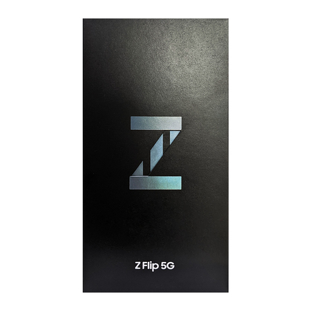 갤럭시 Z 플립 5G 256G (자급제) SM-F707 미스틱 그레이, 상세페이지 참조, 상세페이지 참조