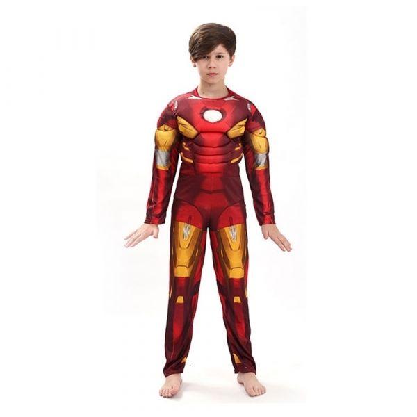 아이언맨 슈트 아동용 코스프레 코스튬 의상 옷