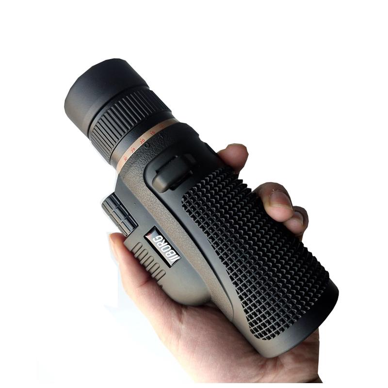 고배율 저격 해적 스마트폰용 망원경 단망경BORG 전문 모든 광학 줌 단안경, Donkey Xing Tianxia 10-30X5