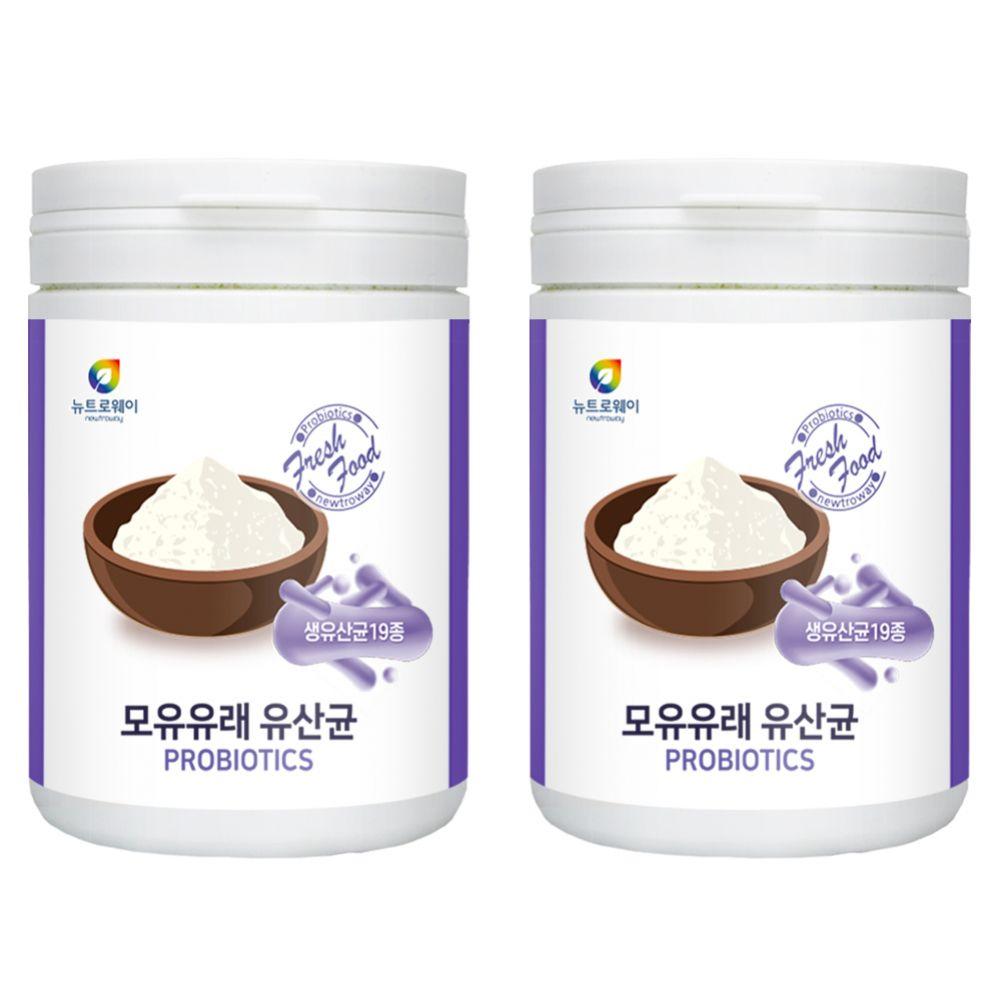 모유유래유산균 장에좋은 생유산균 19 변비에좋은 유익균 락토 LGG 우리가족 장건강 프락토올리고당 비피더스균 유산균 요거트 우유 간편섭취 230g 2통