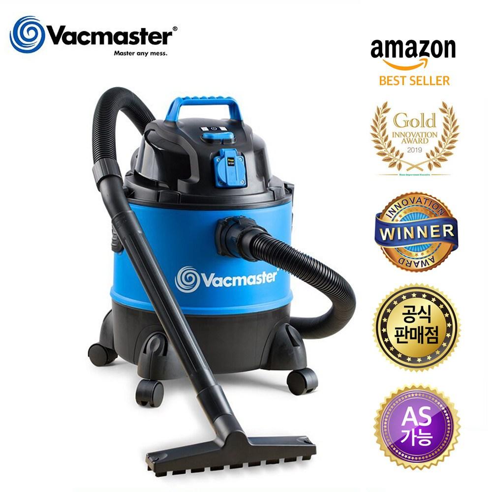 VACMASTER 20L 건습식 다용도 연동기능 청소기 백마스터 VQ1220PFC (POP 1899476247)