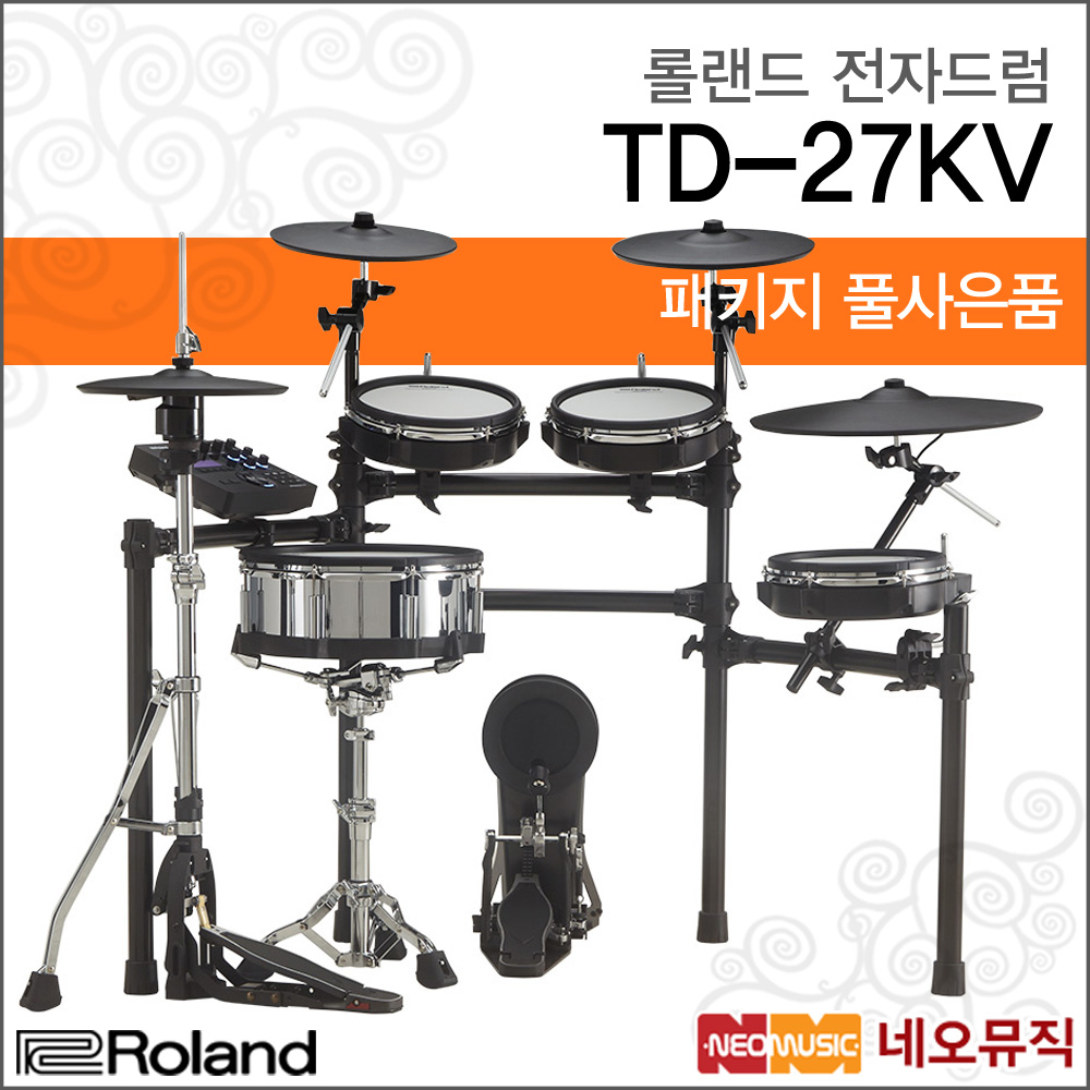 롤랜드 전자 드럼 Roland TD-27KV / TD27KV 로랜드, 롤랜드 TD-27KV