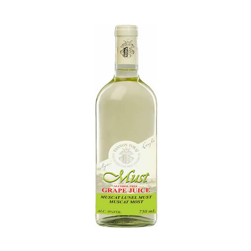헝가리 토카이 산지 무알콜 와인 모스캣 루넬 스위트 와인 음료 성인용음료