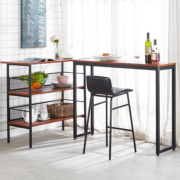 홈바 테이블 아일랜드 식탁 카페 주방, 빈홈바체어_카키 (YWC2087-KA)