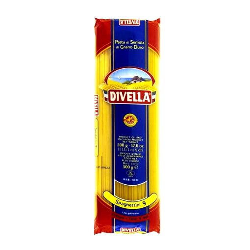 디벨라 알리올리오 스파게티니 9호 1kg, 1개