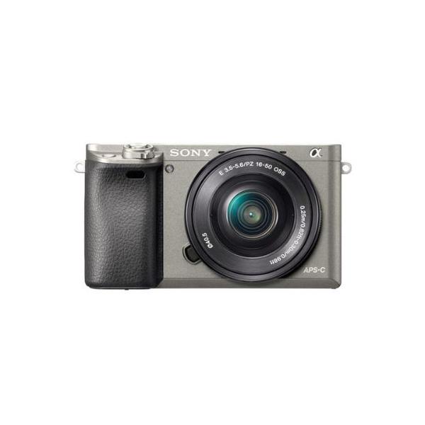 소니 a6000 16-50렌즈 kit 미러리스카메라, 색상/그레이(메모리16g증정)