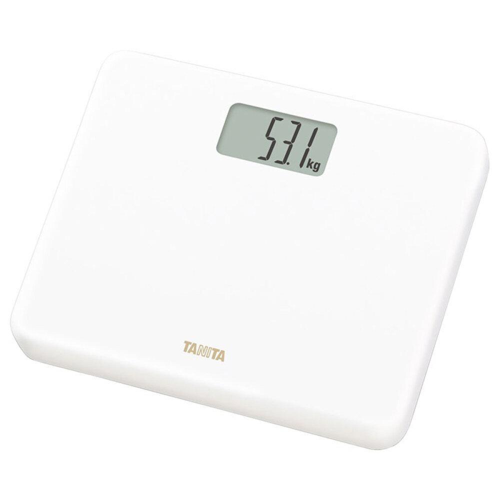 NULL TANITA 일본 직 우편 100 리 다 전자 저울 몸 무 게 를 달 아 가정용 체중계 중량 을 건강 HD - 600 WH 흰색 [여름 보 는 중], 상세페이지 참조, 상세페이지 참조