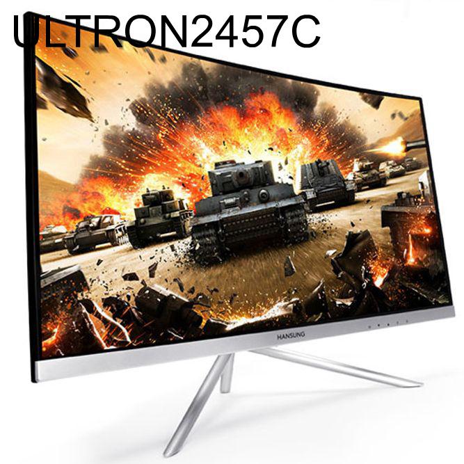 ULTRON 2457C 커브드 144 무결점 모니터