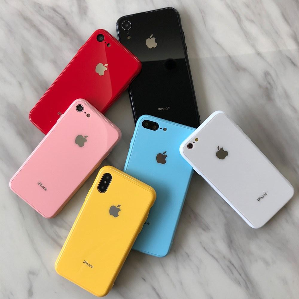 아이폰 하우징 마카롱 케이스 휴대폰