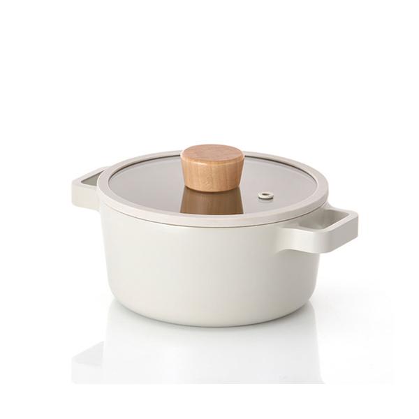 네오플램 피카 IH 인덕션 냄비 16cm 양수냄비