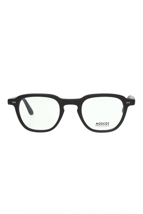 Moscot 'Billik' optical glasses BILLIK 0-1300-01 MATTE BLACK 150불 이상 주문시 부가세 별도