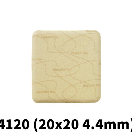 바이아테인 장루 환자 용품 이부 (비접착형) Biatain Ibu Non-Adh (1BOX 5EA) 4120 (20*20 4.4mm), 9분류 (POP 1684868919)
