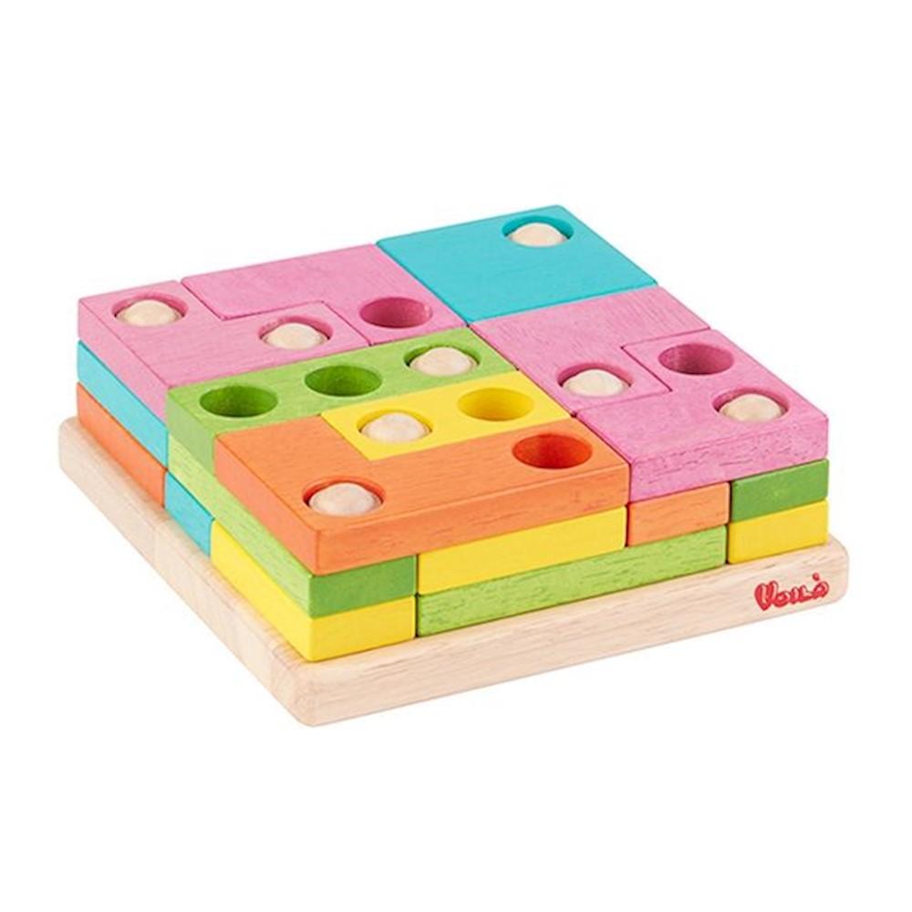 2살 3살 유아 장난감 퍼즐2 어린이 아이 조카 선물 4살 5살 5세 매트 놀이 6살