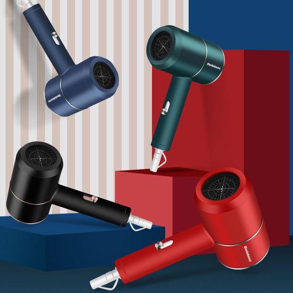 유니크데이즈 차이슨 블루라이트 음이온 헤어 드라이어 전문가용 에어랩 에어젯 jmw 드라이기, 단일색상