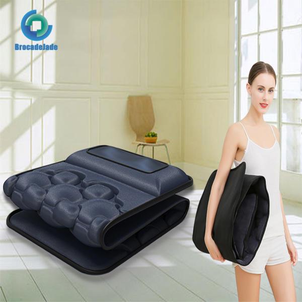 브랜드 해외온열 진동 전신 안마 마사지 매트 가정용 다용도 침대 마사지매트리스, 기초타입 (POP 5695360454)