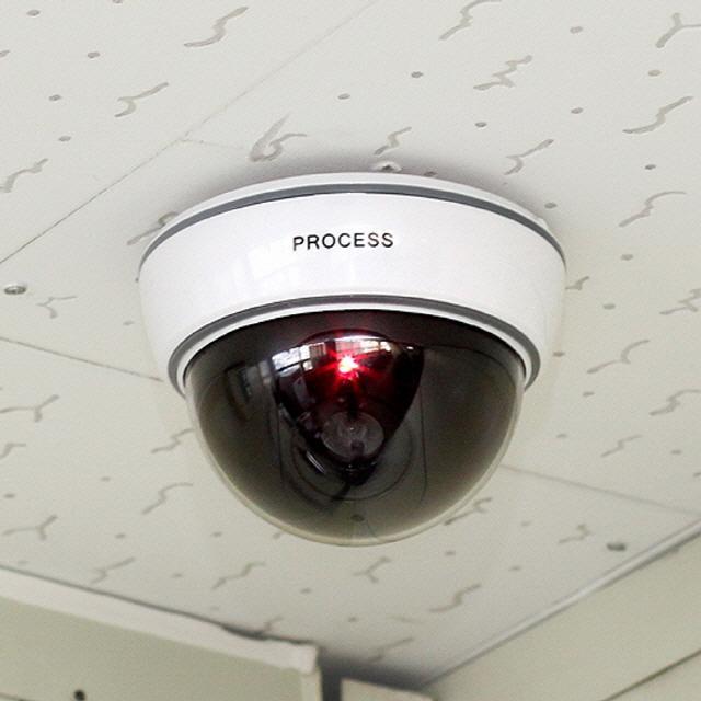 UMQ701877에버그린고급 원형 감시 카메라 CCTV 무인감시카메라에버그린, 단일옵션