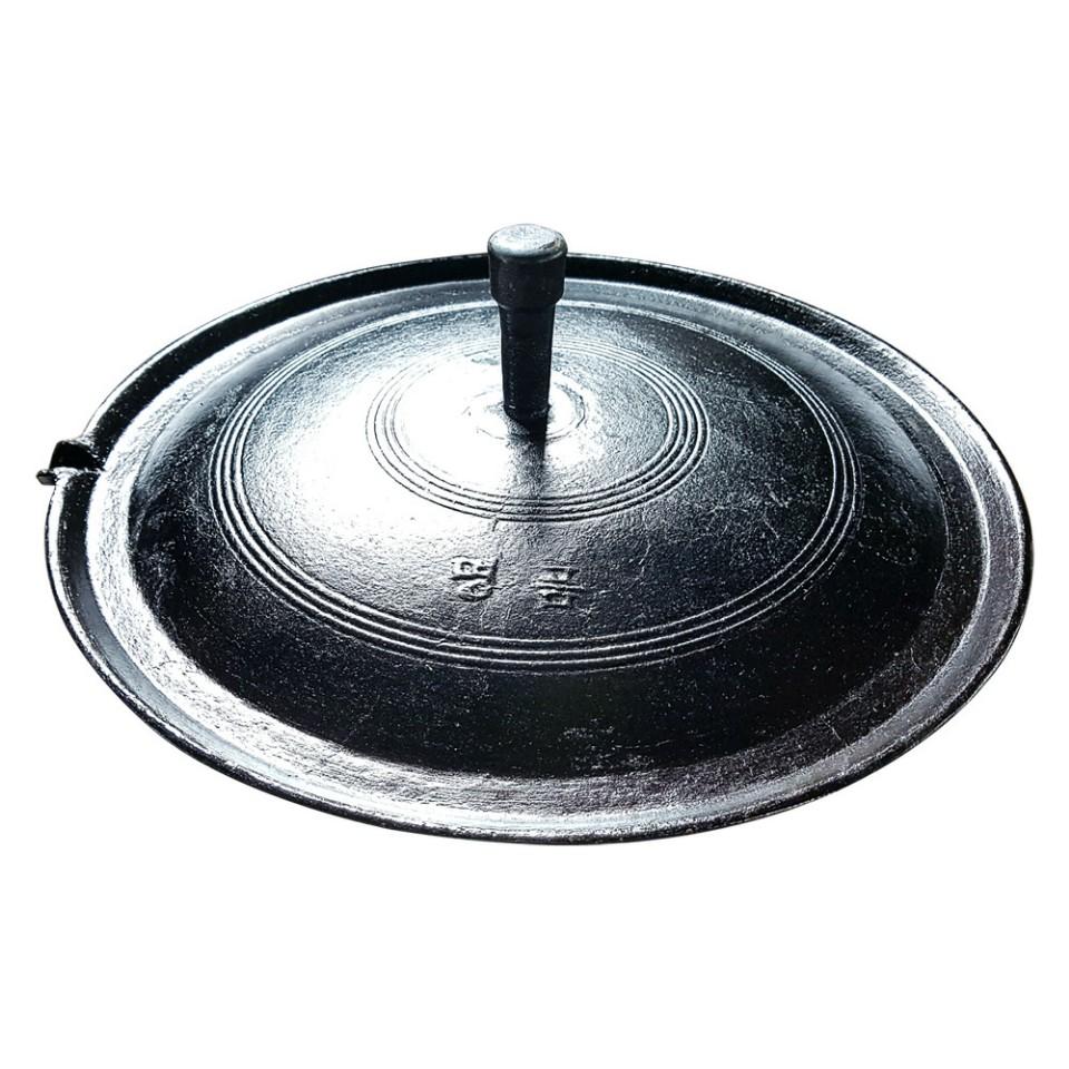 국내산 전통방식 길들인 무쇠솥뚜껑불판 기획 30-45cm, 01솥뚜껑 30cm