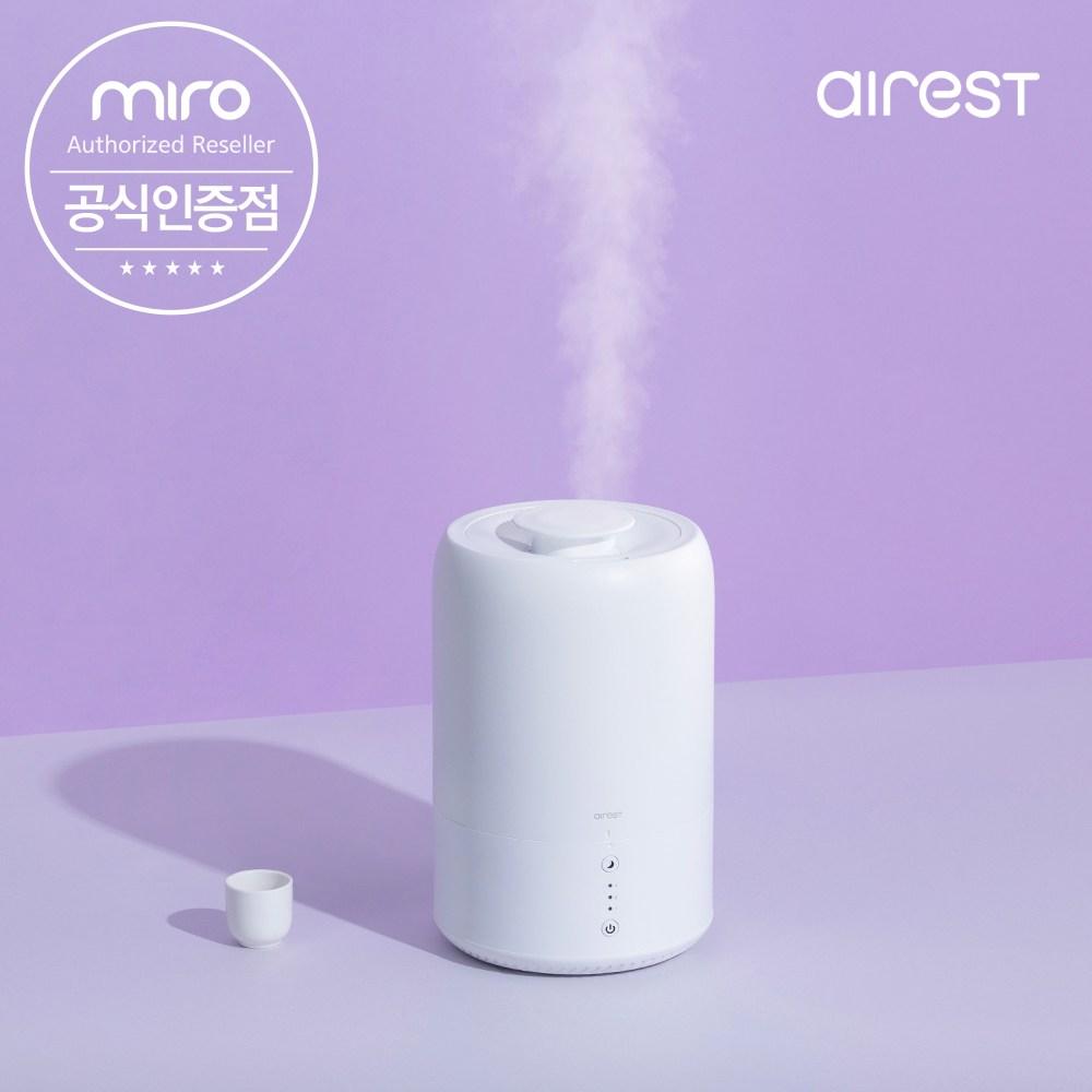 미로 에어레스트 AR06 초음파 가습기 공식판매점, 에어레스트_AR06