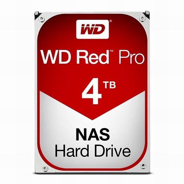 WD RED PRO (WD4003FFBX) NAS 3.5 SATA HDD (4TB), RED PRO NAS 3.5 SATA HDD/40031, 4TB (POP 5157294775)