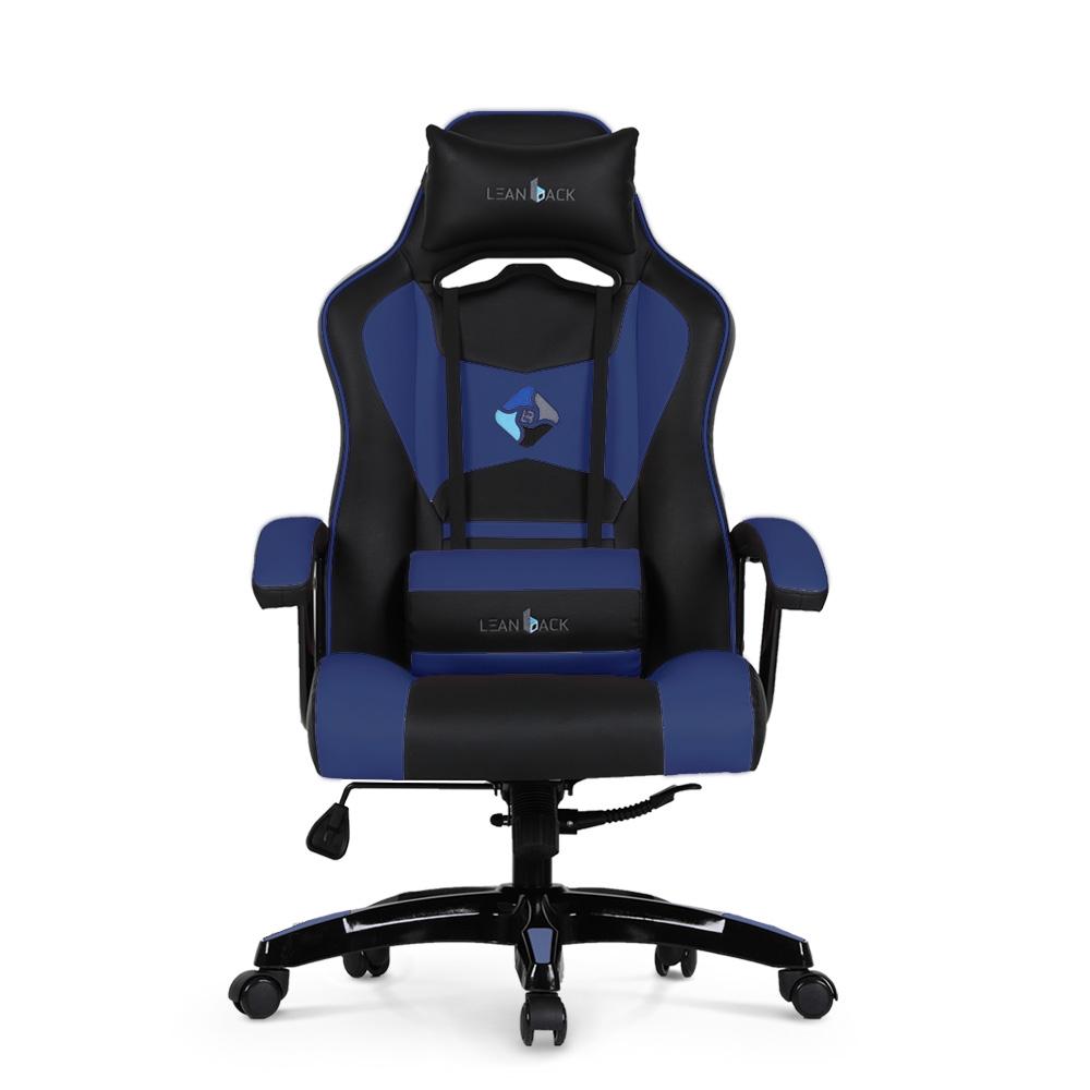 린백 컴퓨터 게이밍 의자 LB51G, 블루