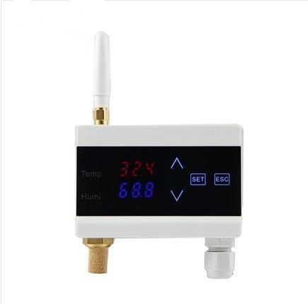 누수경보 습도 스마트 무선 유선 원격 검사 감지센서 기관실 감시 경보기, T05-A: 온도 제어기(포함 USB충전기)