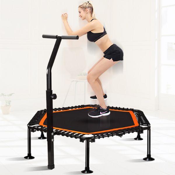 접이식 홈트 트램플린 에어바운스 다이어트 방방 점핑머신, 옵션1