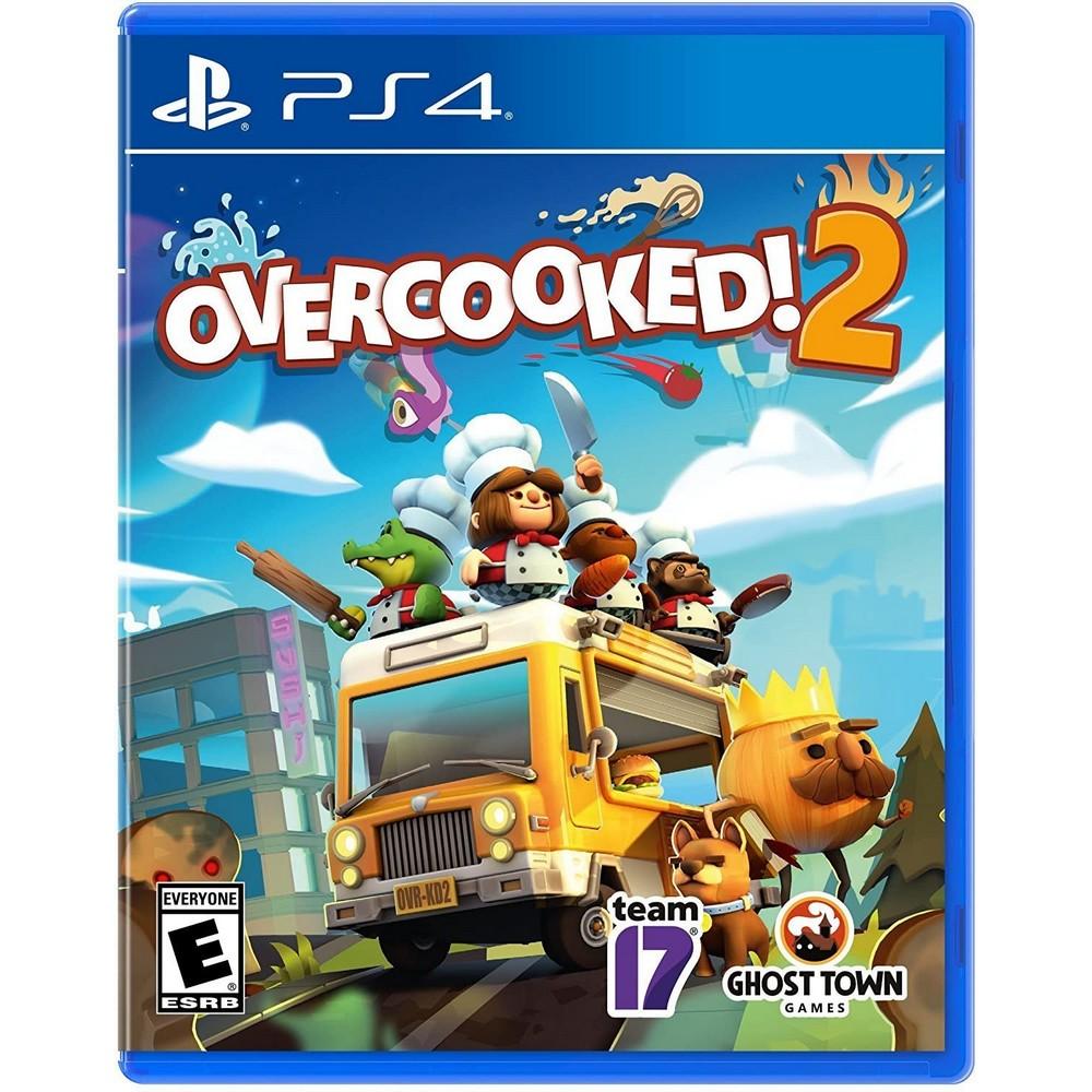 PS4 오버쿡드 2 Overcooked! 2, 선택1