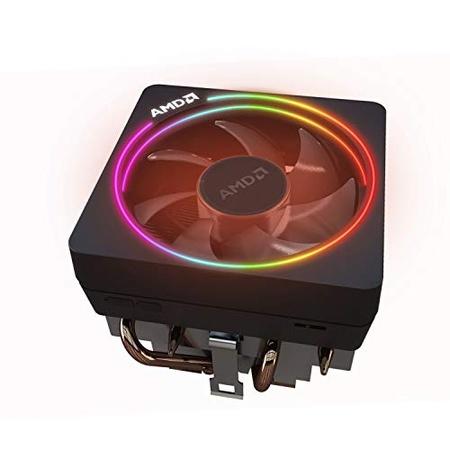 해외550019761 AMD Wraith Prism LED RGB Cooler Fan from Ryzen 7 2700X Processor AM4AM2AM3AM3+ 4-Pin, 상세 설명 참조0