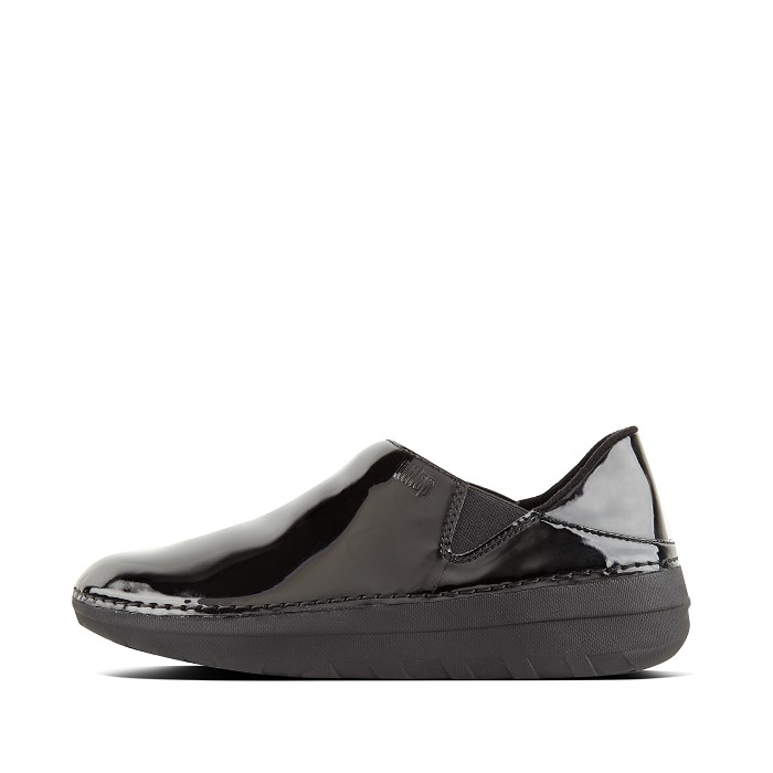 [핏플랍]Womens SUPERLOAFER Patent Loafers여성화/스니커즈/로퍼/슬립온