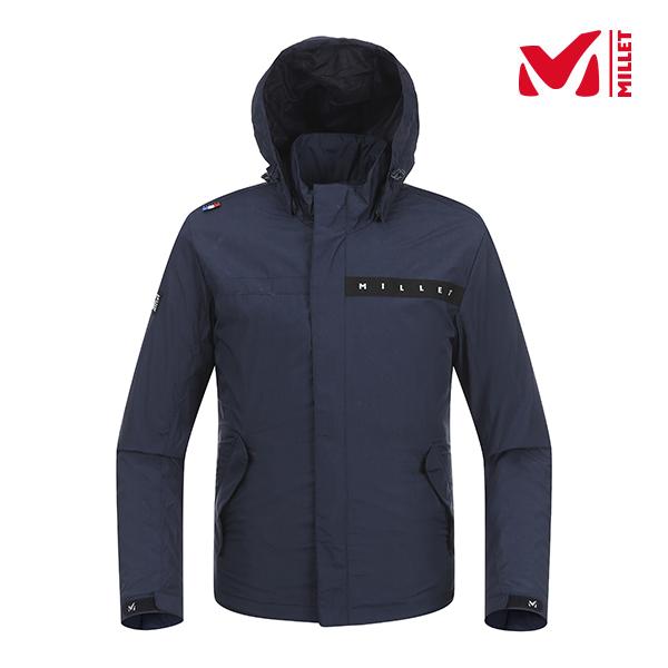 밀레 MILLET 밀레 남성 룩소르 방풍자켓_MGLFJ202
