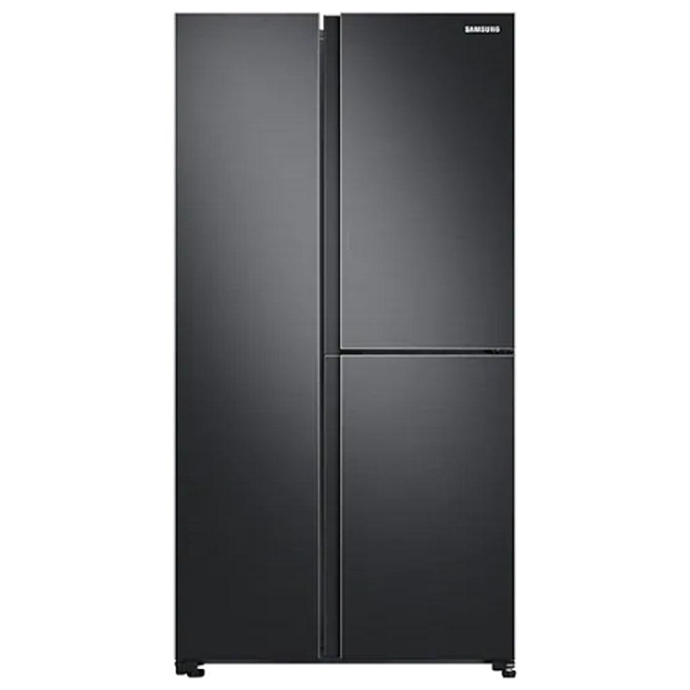 삼성전자 RS84T5061B4 푸드쇼케이스 846L Gentle Black, 단일모델