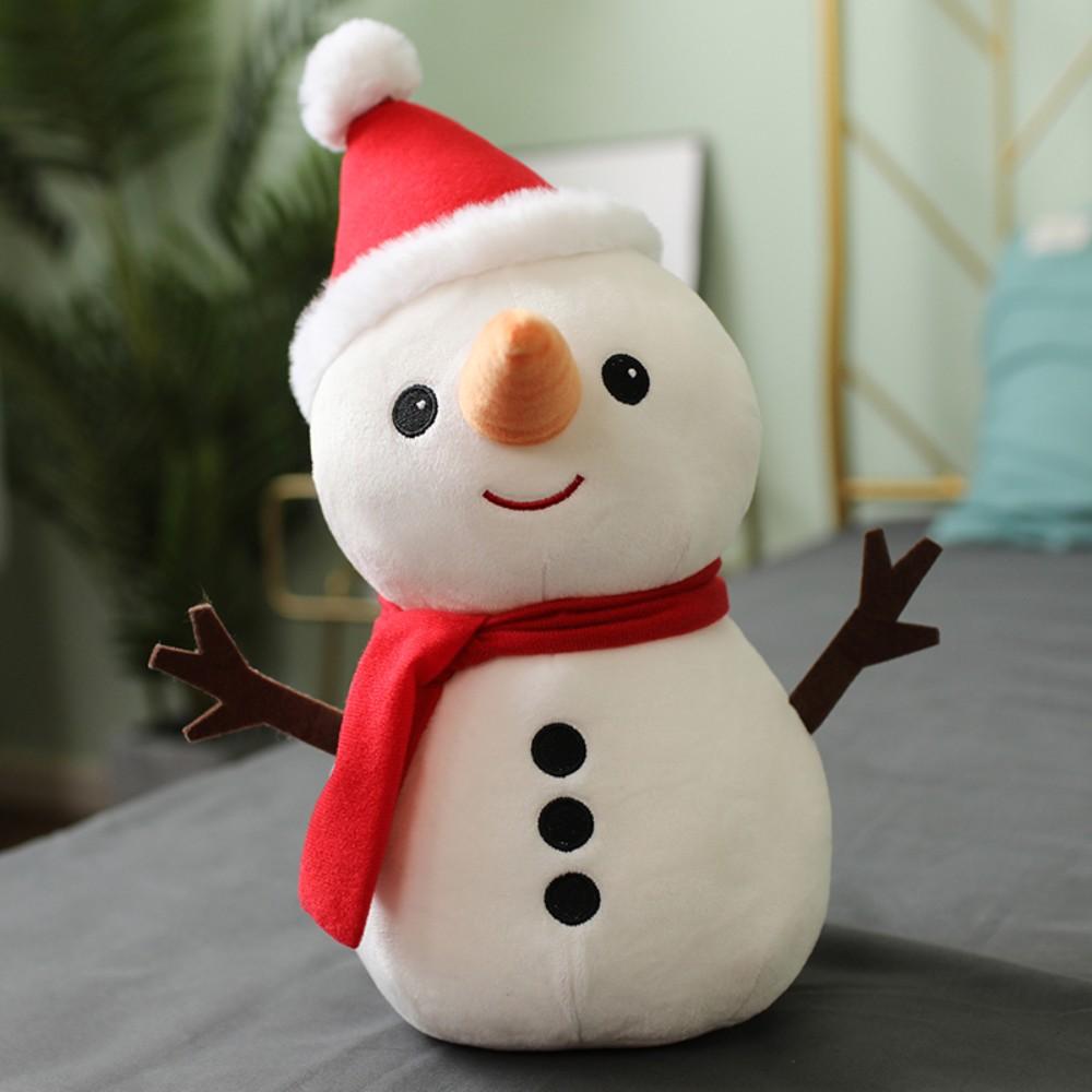 산타 인형 장식 크리스마스 할로윈 인테 소품 산타 인형 사불가불 눈사람 인형, 퀸 스노우맨