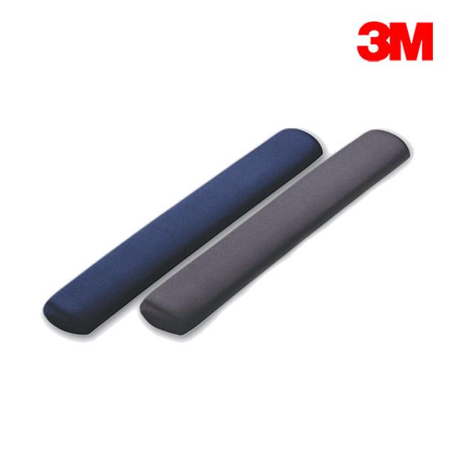 3M 3M 키보드 손목 보호패드 젤 받침대 손목증후군 WR310, 네이비