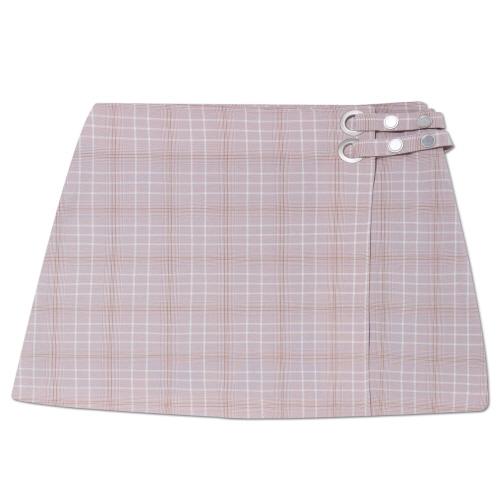 MARYJAMES (W) Birch Skirt - Pink
