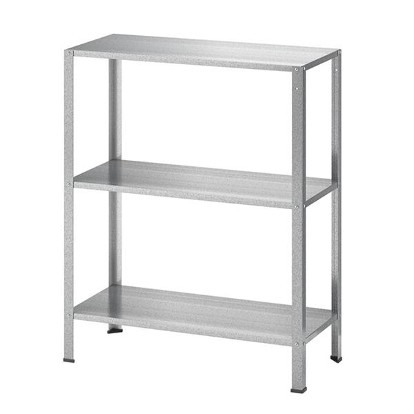 IKEA 이케아 선반유닛 실내외겸용 60x27x74cm HYLLIS 휠리스 104.283.27, 단품